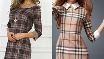 Ткань для платья как выбрать - цветовые решения