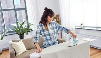 Как правильно и быстро гладить вещи и разные виды тканей, советы и лайфхаки