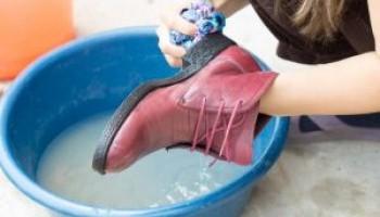 Как ухаживать за обувью из искусственной кожи: чистка, хранение