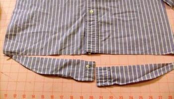 Как ушить рубашку самостоятельно: советы опытных мастериц