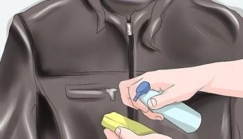 Реставрация и восстановление кожаной куртки: как в домашних условиях отремонтировать, освежить, заделать дырку на куртке