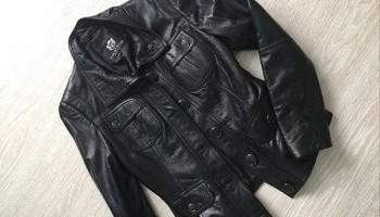 Как почистить кожаную куртку в домашних условиях?